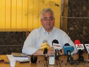 """Ion Lungu: """"Dacă obţinem la timp toate avizele şi aprobările necesare, Sala Polivalentă Suceava va fi prinsă la finanţare în 2017"""""""