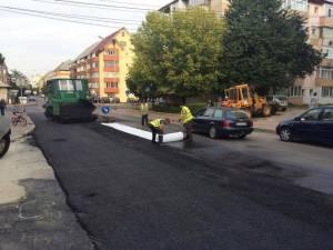 Etapa finală de reabilitare a infrastructurii rutiere a bulevardului Gavril Tudoraş