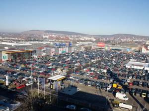 Parcarea Shopping City Suceava