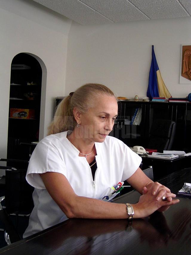 """Doctorul oncolog Doina Ganea-Motan, noul director medical al Spitalului de Urgenţă """"Sfântul Ioan cel Nou"""" din Suceava"""