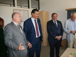 """Centrul de recuperare pentru adulţi cu handicap """"Blijdorp – O Nouă Viaţă"""", inaugurat luni în prezenţa ambasadorului Belgiei în România"""