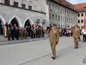 Deschiderea anului școlar la Colegiul Militar. Foto: plt.adj.pr. Aioanei Petrică