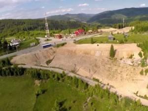 Lucrările la viitorul depozit ecologic de deşeuri de pe Mestecăniş vor putea fi finalizate. Foto: www.gandul.info