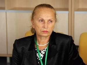 Directorul medical al Spitalului de Urgenţă, dr. Doina Ganea-Motan