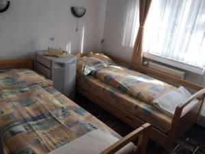 Centrul oferă condiţii de cazare deosebite