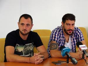 Adrian Chiruţ şi Bogdan Şoldănescu ştiu că şi sâmbătă va fi un meci infernal