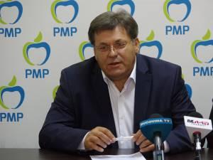 Preşedintele Organizaţiei Judeţene a PMP, Corneliu Popovici