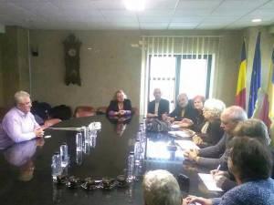 Primarul Ion Lungu a fost invitat în Franța de delegația din Laval