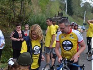 Trei ciclişti belgieni vor străbate peste 1.000 km în zece zile
