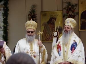 Patriarhul Antiohiei, prezent la Putna, la 550 de ani de la punerea pietrei de temelie a mănăstirii
