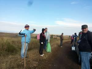 Mobilizare pentru curățarea gunoaielor aruncate în rezervația naturală Frumoasa