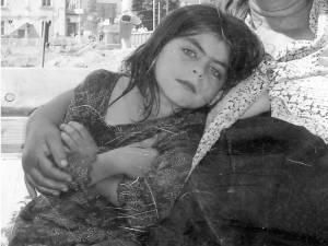 Fetița omorâtă în accident