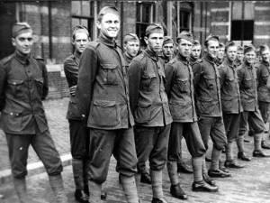 """""""Recruţii contingentului 1948"""""""