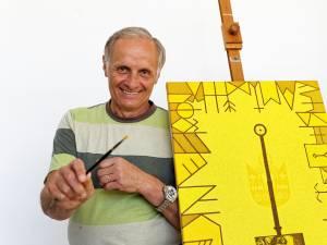 Artistul Constantin Severin va expune la Muzeului Naţional Brukenthal din Sibiu