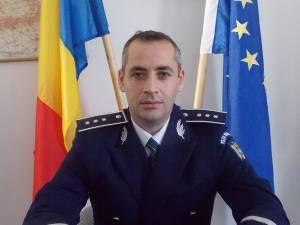 Inspectorul principal Claudiu Olariu