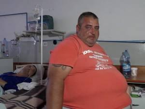 Oliver Postolachi rămâne internat la Suceava pentru a fi consultat de un medic nutriţionist care să-i stabilească o dietă pentru scăderea greutăţii