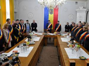 11 localități din zona Fălticeni s-au înfrățit cu tot atâtea localități din Raionul Orhei - Republica Moldova