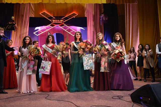 Câștigătoarele concursului de Miss
