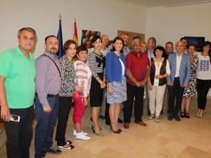 Oamenii de afaceri suceveni s-au întâlnit cu ambasadorul României în Spania