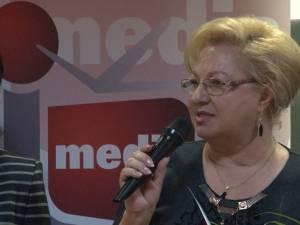 Preşedintele Federaţiei Patronale a Întreprinderilor Mici şi Mijlocii din judeţul Suceava, Liliana Agheorghicesei