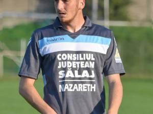 Paul Mateciuc a ales să-și relanseze cariera în Ardeal. Foto: Sportul Sălăjean