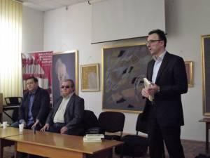 Lansare de carte la Biblioteca Bucovinei