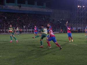 Golul marcat de Marius Matei pentru Foresta