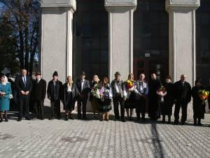 13 cupluri din comuna Șcheia au împlinit 50 de ani de căsătorie