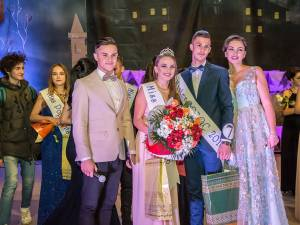 Miss si Mister Boboc 2016, Emilia Colominschi și Iulian Baroiu