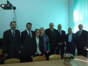 Sala Lectoratului de Limbă Română este de acum și Sală de Tehnologii Informaționale