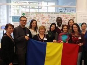 Forumul Internaţional Menu For Change desfăşurat la Praga