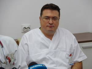 Dr. Razvan Bandac, șef secţie Ortopedie