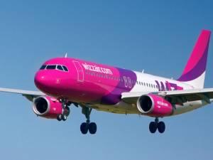 Wizz Air anunţă noi zboruri din Suceava către Roma, Bologna şi Veneţia - Treviso