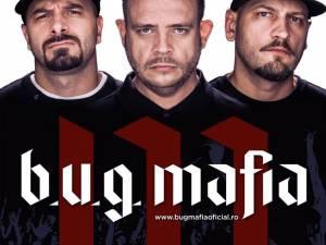 BUG Mafia cântă la Suceava, pe scena Casei de Cultură