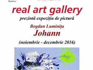 Expoziție de pictură, la Real Art Gallery