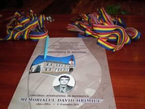 """Câștigătorii Concursului de Matematică """"Memorialul David Hrimiuc"""" Gura Humorului"""