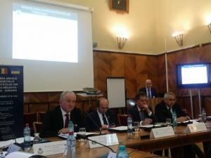 Consorțiul Universităților din Republica Moldova – România – Ucraina