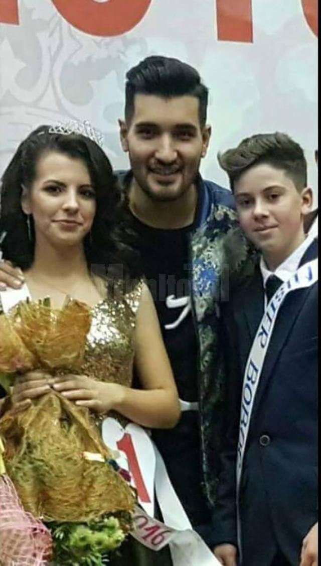Miss şi Mister Boboc au fost aleşi elevii Eudochia Pîţu şi Ion Savu