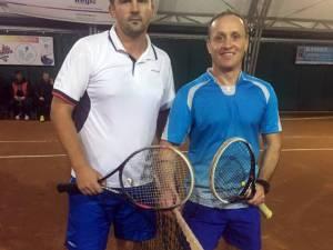 Mihai Pânzaru și Relu Ifrim au ocupat locurile 2 și 3 în concursul categoriei + 35 de ani