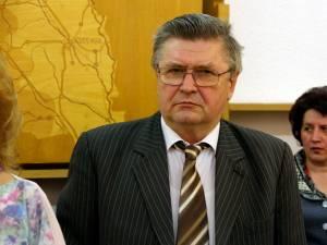 Comisarul-şef adjunct al CJPC Suceava, Vasile Latiş