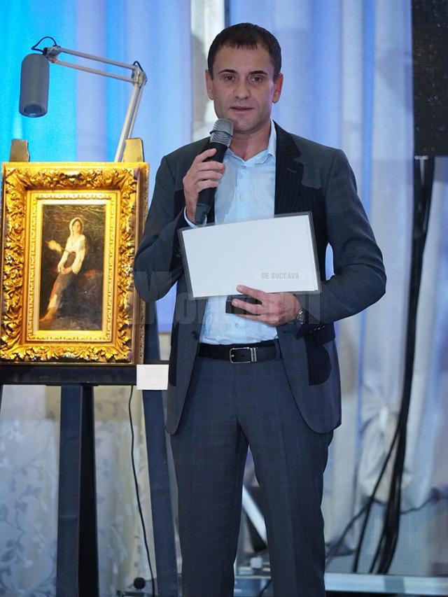Vasile Armenean, patronul firmei Betty Ice SRL, inclusă în Top 100, pe poziţia 72