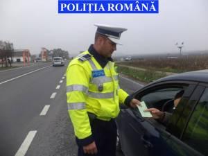 Cei peste 200 de poliţişti care au acţionat pe şosele au descoperit 183 de contravenţii şi au dat amenzi de peste 50.000 de lei
