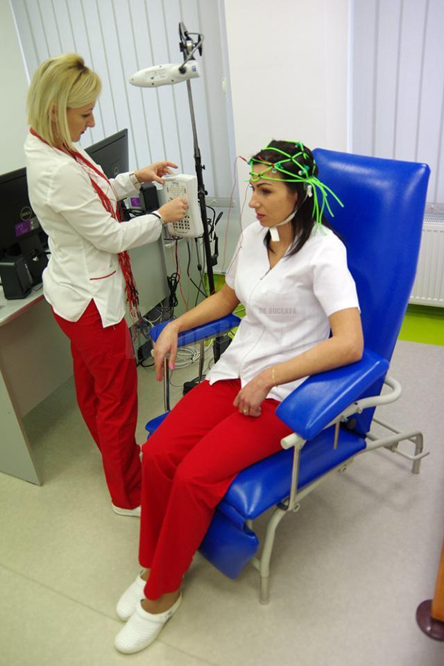 Aparat video EEG (electroencefalograf)