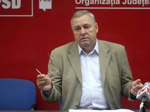 Preşedintele Organizaţiei Judeţene Suceava a PSD, Ioan Stan