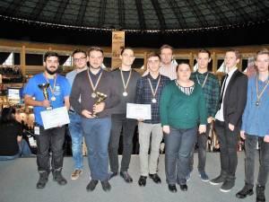 Patru echipaje de elevi și studenți din județ au fost premiate în cadrul Salonului Naţional de Inventică şi Creaţie Ştiinţifică