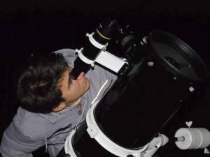 Vitalie Lungu se pregăteşte de Olimpiada de Astronomie şi Astrofizică din India