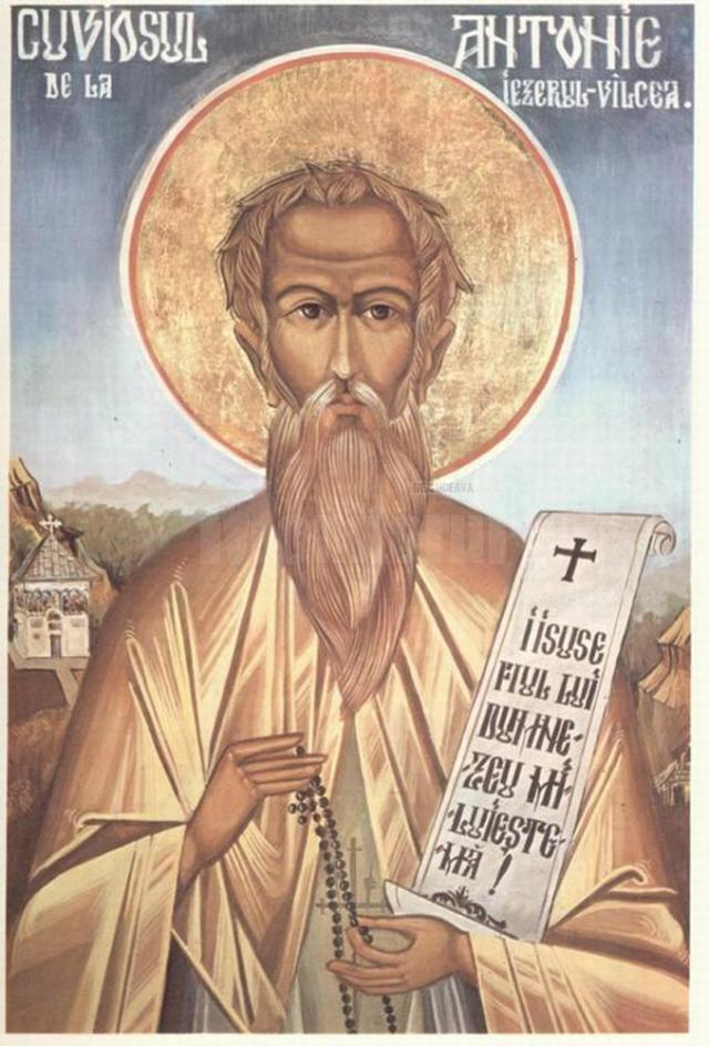 Sf. Antonie de la Iezerul Vâlcii