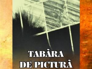 Expoziția Taberei de pictură de la Cacica