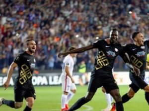 Steaua vrea să-şi ia revanşa după înfrângerea din Turcia