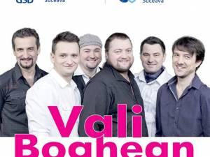 """Vali Boghean Band, astăzi, pe scena Auditoriumului """"Joseph Schmidt"""""""